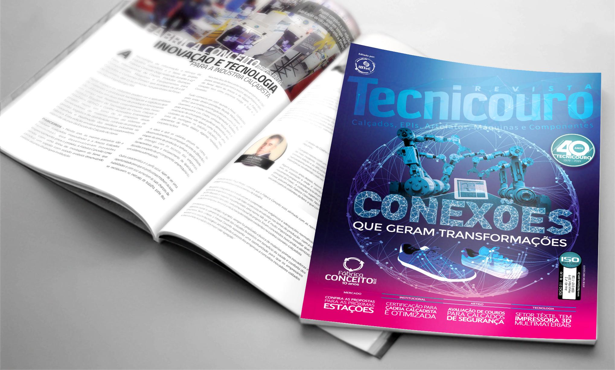 Revista Tecnicouro  a6616e325a1fa