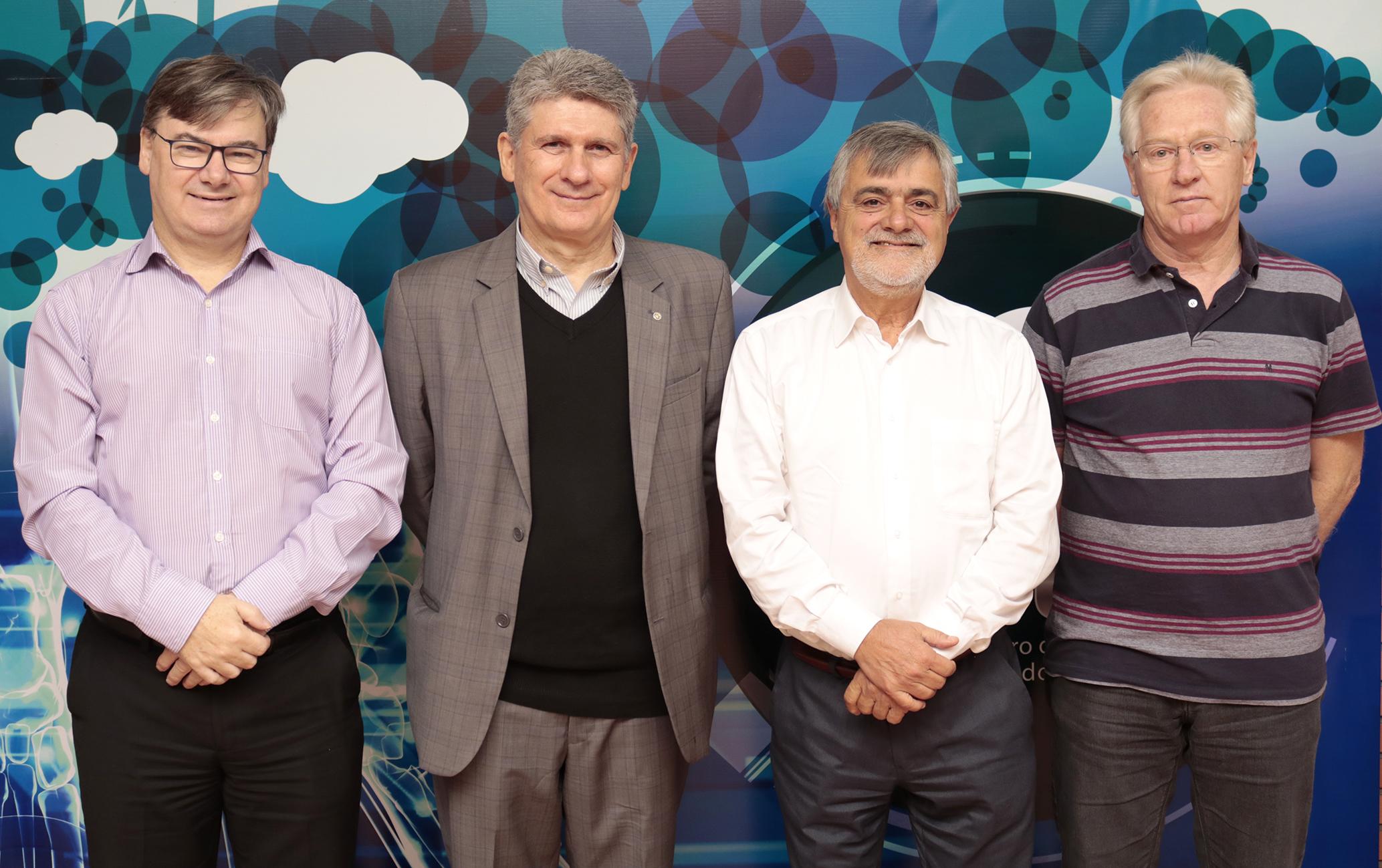 IBTeC recebeu visita da Animaseg, para falar sobre FISP 2020