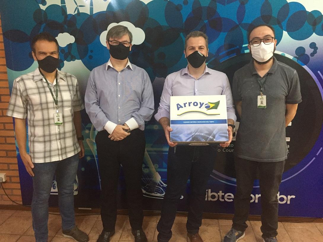 IBTeC e empresa Arroyo firmam parceria