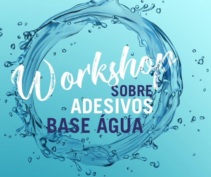 Participe: Workshop sobre adesivos base água