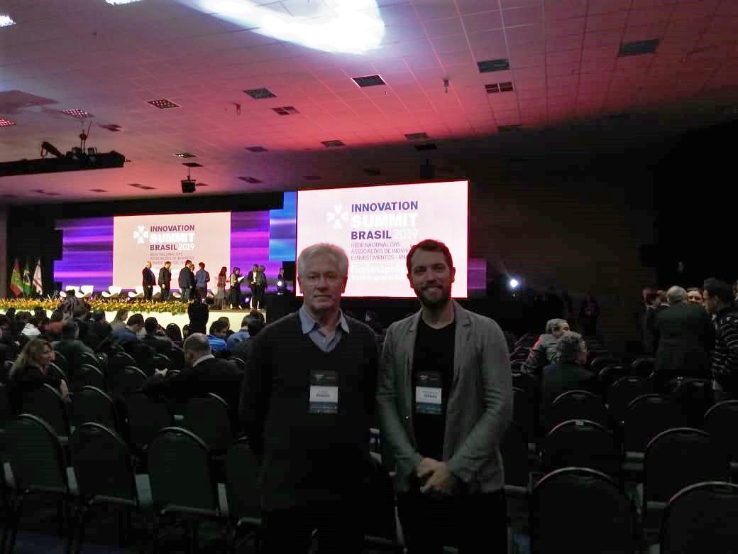 IBTeC no Innovation Summit 2019 em Florianópolis/SC
