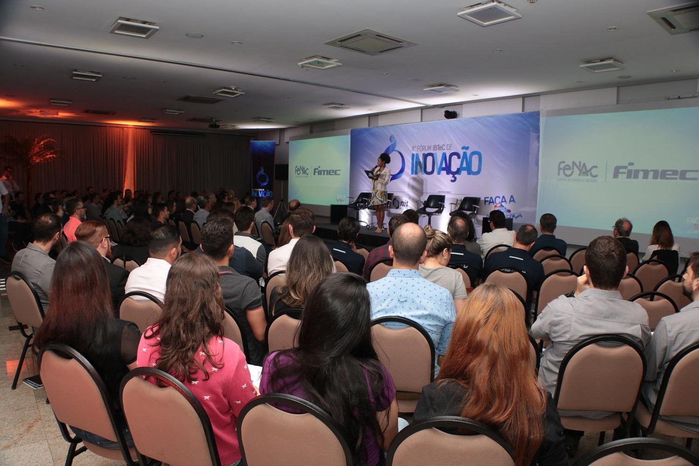 """4º Forum IBTeC de Inovação provocou indústria calçadista: """"Faça a diferença"""""""