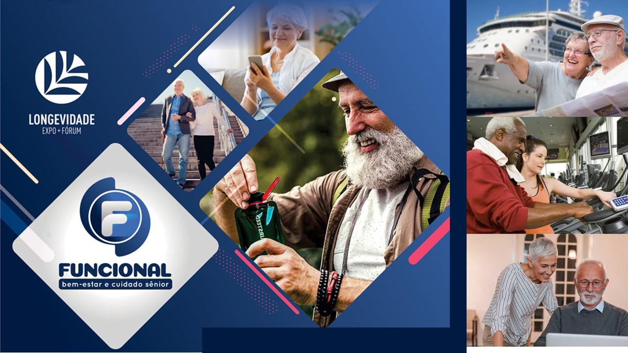 IBTeC divulga na Longevidade Expo + Fórum seu Selo Funcional, criado para certificar produtos voltados ao público sênior