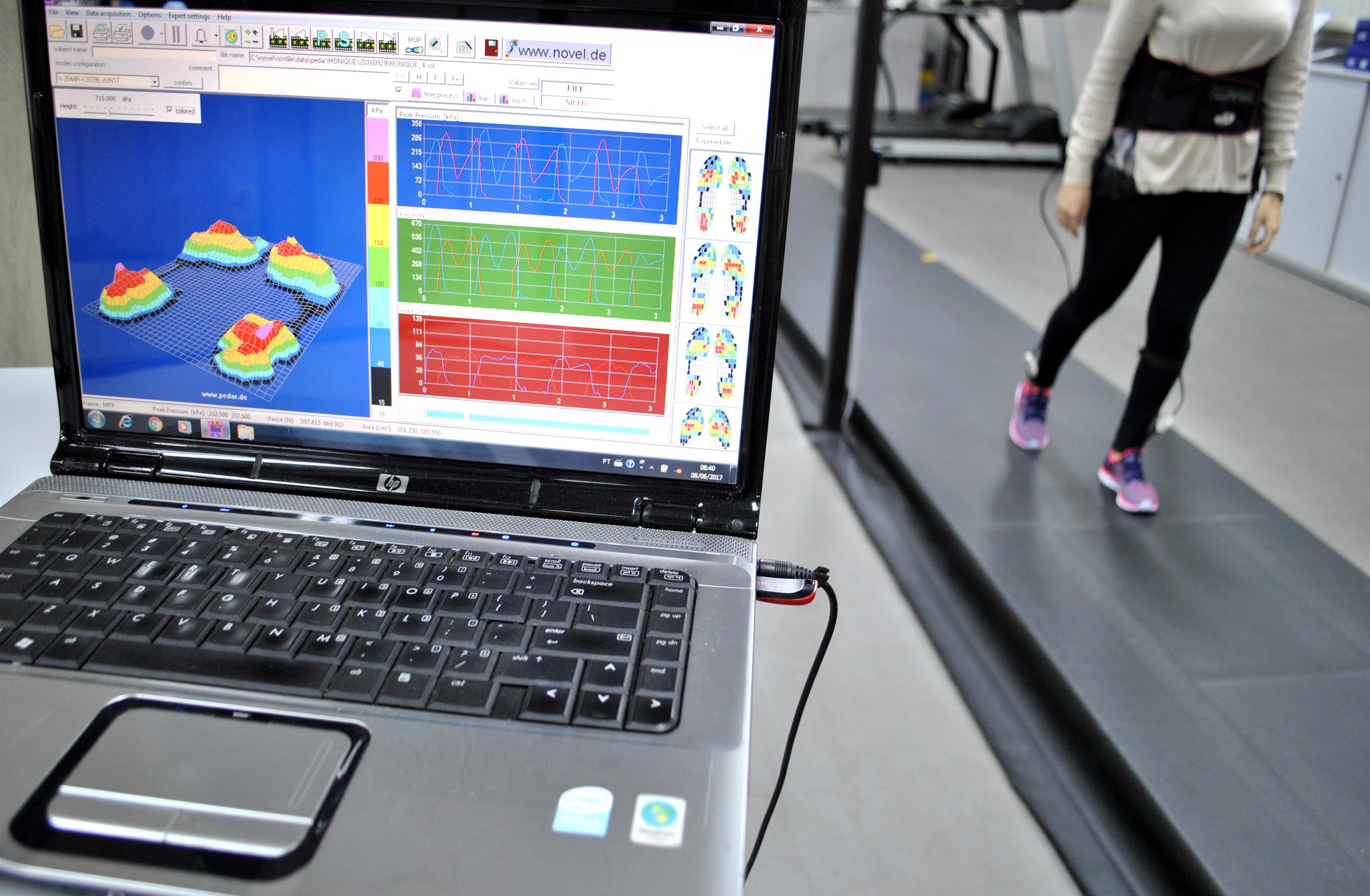 IBTeC aposta no incremento da procura por pesquisas na área de Biomecânica e conforto para calçados