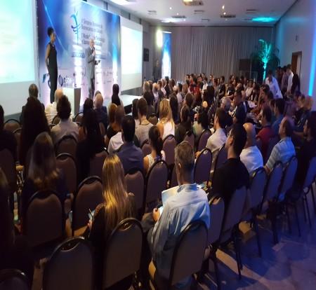 X Simpósio Brasileiro de Biomecânica e I Workshop de Tecnologia e Inovação no Calçado superaram expectativas, com 260 inscritos