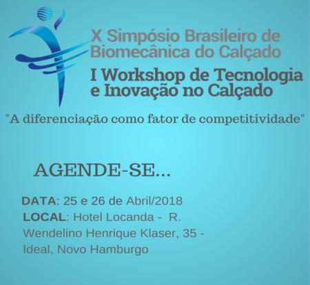 IBTeC prepara X Simpósio Brasileiro de Biomecânica do Calçado e I Workshop de Tecnologia e Inovação no Calçado