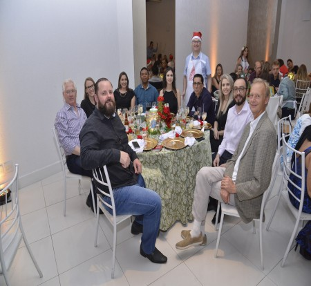 Jantar da APAE é mais uma ação de responsabilidade social do IBTeC