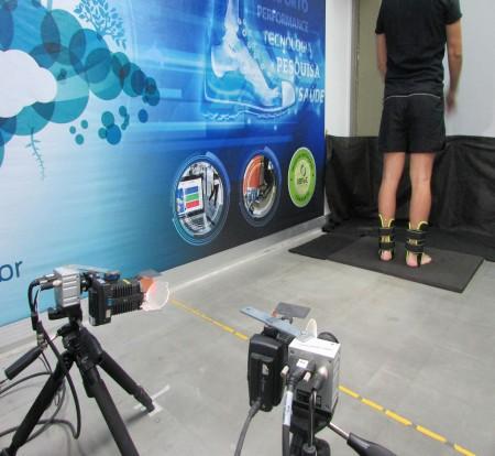 Laboratório de Biomecânica do IBTeC desenvolveu  pesquisa em conjunto com a Mercur  para inserir tecnologia em estabilizador de tornozelo