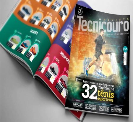 Confira os assuntos da nova edição da Revista Tecnicouro