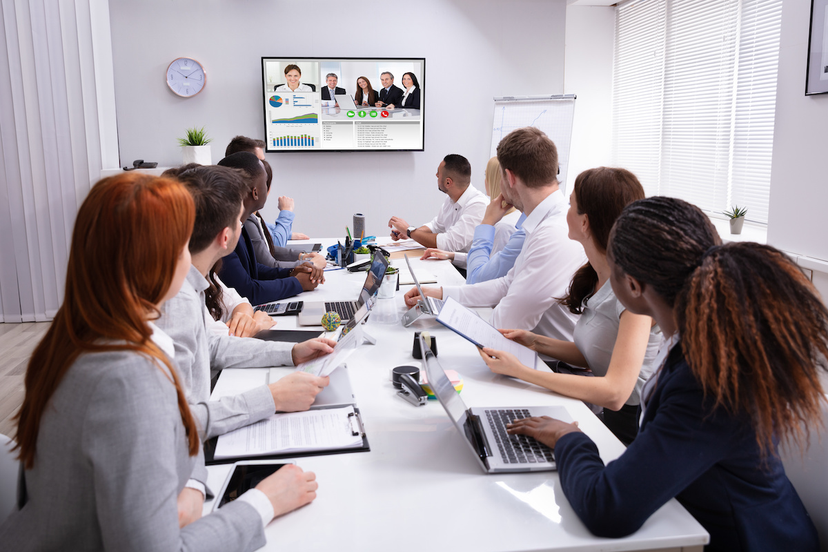 Cinco maneiras de otimizar reuniões de trabalho