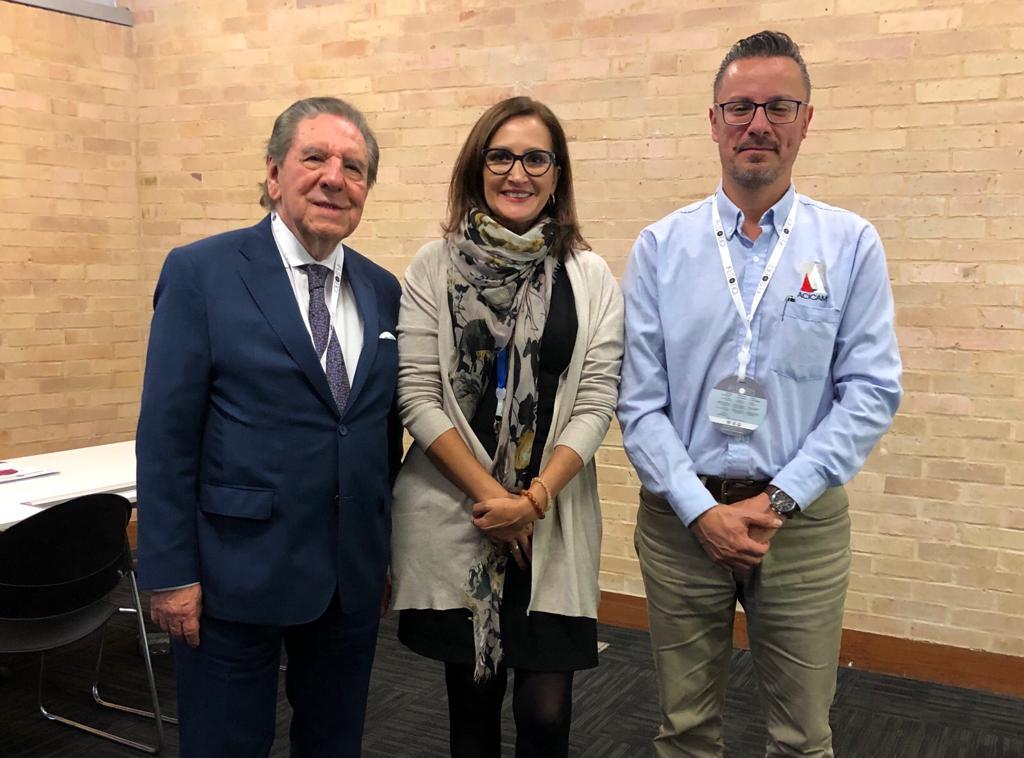 IBTeC encerra participação na feira da Colômbia com perspectivas de negócios