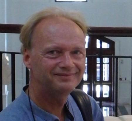 Palestrante convidado - Dr. Markus Wilimzig