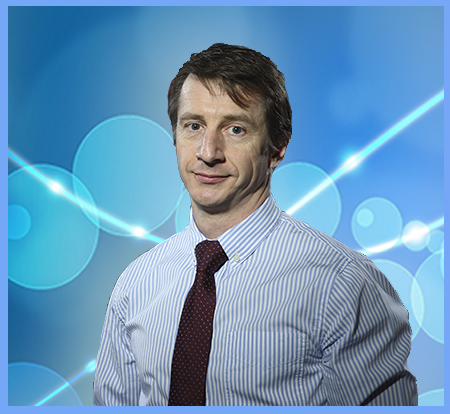 Dr. Darren Stefanyshyn - Universidade de Calgary / Canadá